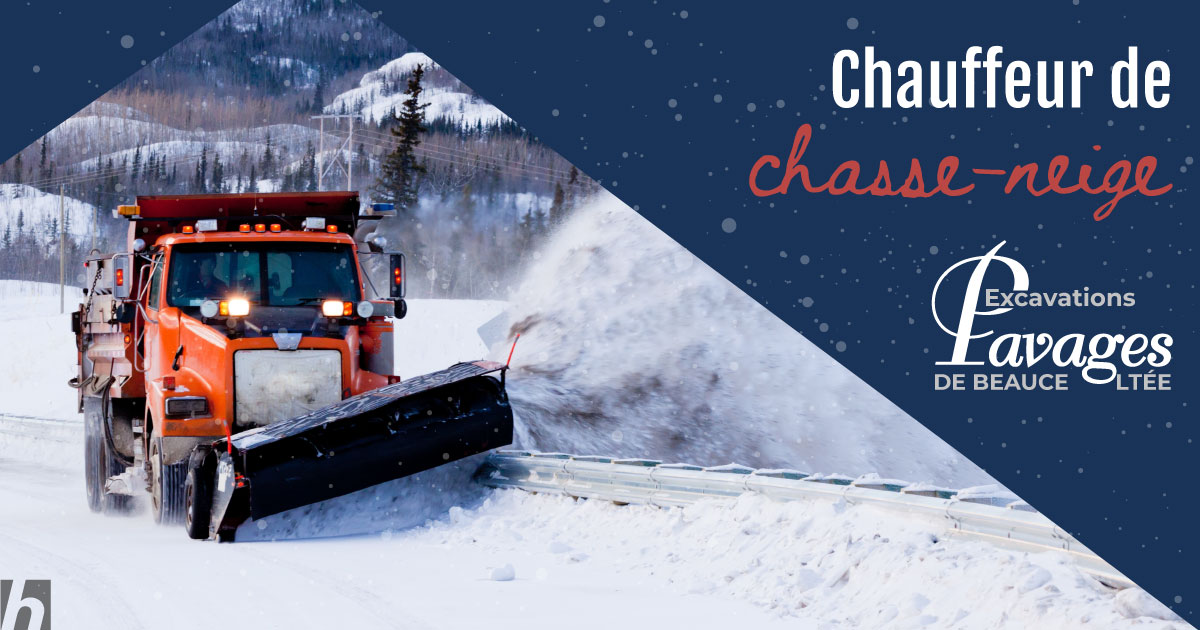 chasse-neige-emploi